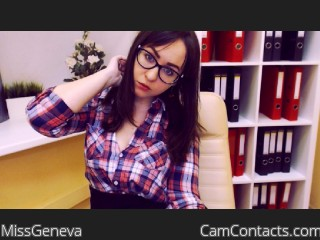 Start VIDEO CHAT with MissGeneva
