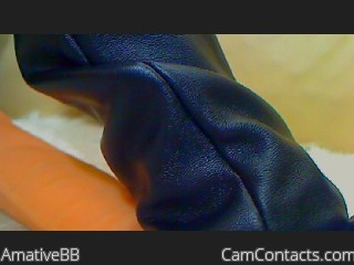 Webcam model AmativeBB from CamContacts