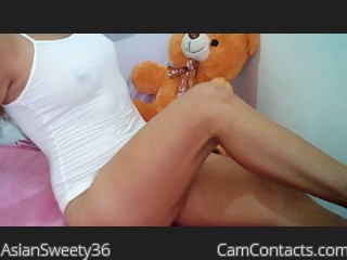 Start VIDEO CHAT with AsianSweety36
