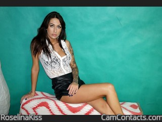 Start VIDEO CHAT with RoselinaKiss