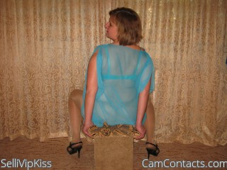 Webcam model SelliVipKiss from CamContacts