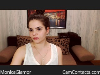 Start VIDEO CHAT with MonicaGlamor