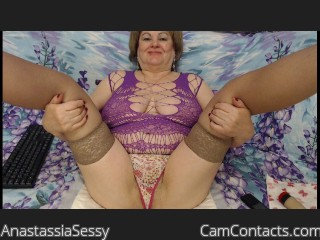 Start VIDEO CHAT with AnastassiaSessy