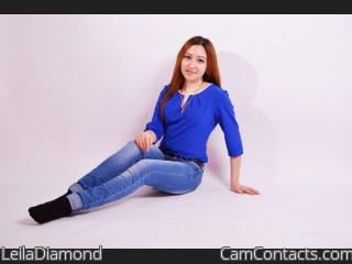 Start VIDEO CHAT with LeilaDiamond