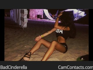 Start VIDEO CHAT with BadCinderella