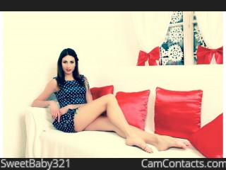 Start VIDEO CHAT with SweetBaby321