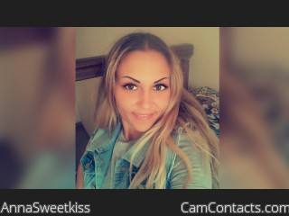 Start VIDEO CHAT with AnnaSweetkiss