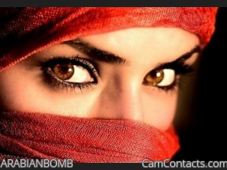 Start VIDEO CHAT with ARABIANBOMB