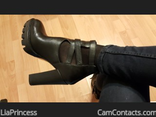 Webcam model LiaPrincess from CamContacts