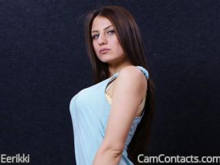 Webcam model Eerikki from CamContacts