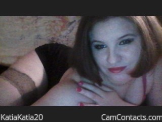 Start VIDEO CHAT with KatiaKatia20