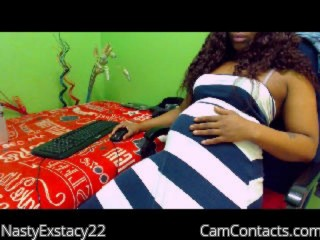 Start VIDEO CHAT with NastyExstacy22
