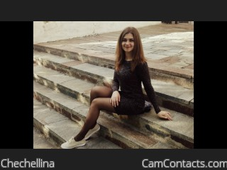 Start VIDEO CHAT with Chechellina