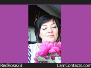 Start VIDEO CHAT with RedRose23