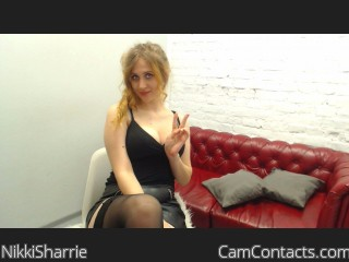 Start VIDEO CHAT with NikkiSharrie