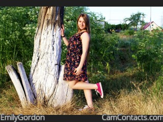 Webcam model EmilyGordon from CamContacts