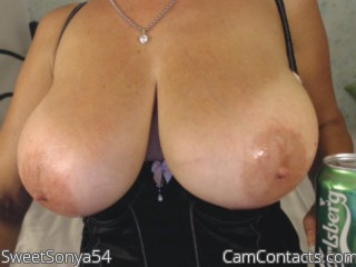 Webcam model SweetSonya54 from CamContacts