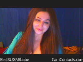 Webcam model BestSUGARbabe from CamContacts