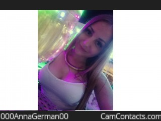 Start VIDEO CHAT with 000AnnaGerman00