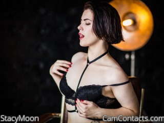Start VIDEO CHAT with StacyMoon
