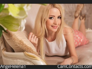 Start VIDEO CHAT with AngeHelena1