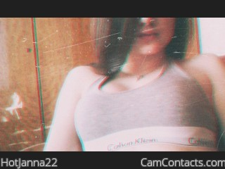 Start VIDEO CHAT with HotJanna22