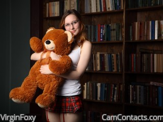 Start VIDEO CHAT with VirginFoxy