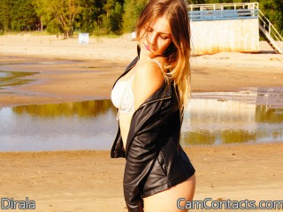 Webcam model Dirala from CamContacts