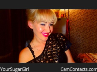 Start VIDEO CHAT with YourSugarGirl