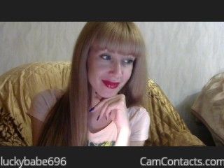 Start VIDEO CHAT with luckybabe696