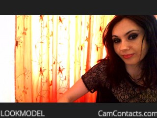 Start VIDEO CHAT with LOOKMODEL