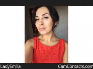 Start VIDEO CHAT with LadyEmilia