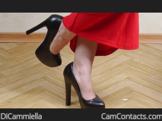Start VIDEO CHAT with DiCammiella