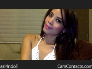 Start VIDEO CHAT with asi4ndoll