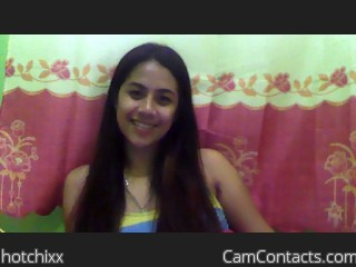 Webcam model hotchixx from CamContacts