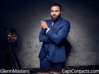 Start VIDEO CHAT with GlennMasters