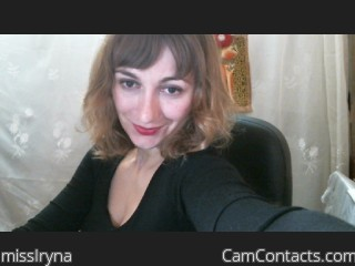 Start VIDEO CHAT with missIryna