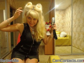 Start VIDEO CHAT with BarbieMila