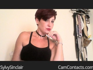 Start VIDEO CHAT with SylvySinclair
