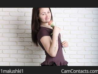 Webcam model 1malushki1 from CamContacts