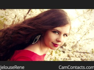 Webcam model JelouseRene from CamContacts