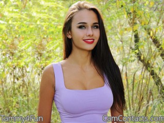 Webcam model Tammy4Fun from CamContacts