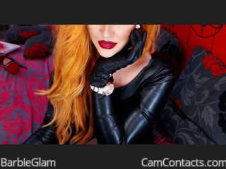 Start VIDEO CHAT with BarbieGlam