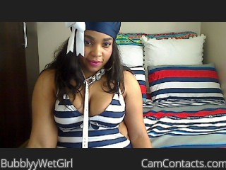 Start VIDEO CHAT with BubblyyWetGirl