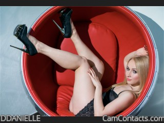Start VIDEO CHAT with DDANIELLE