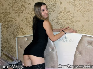 Webcam model mmmMargo from CamContacts