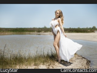 Webcam model LucyStar from CamContacts
