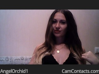 Start VIDEO CHAT with AngelOrchid1