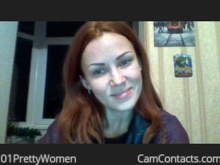 Webcam model 01PrettyWomen from CamContacts