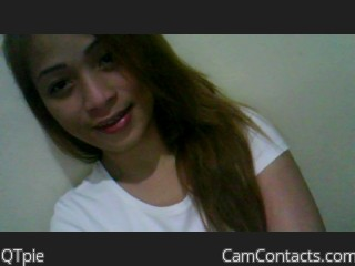 Webcam model QTpie from CamContacts